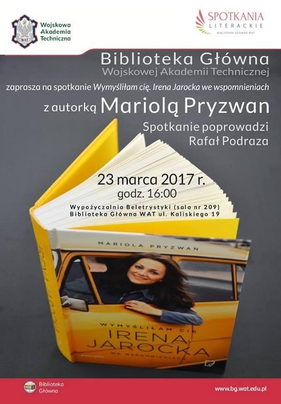 http://irenajarocka.pl/webdocs/image/2016/KG/Promocja-ksiazki-Pryzwan-Warszawa-23.03.2017-plakat.jpg