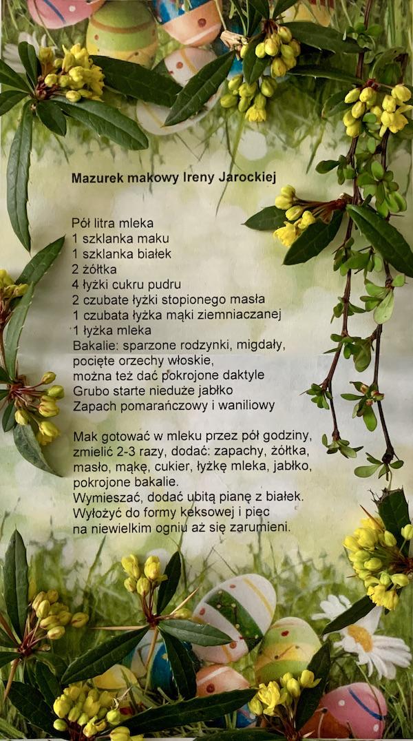 http://irenajarocka.pl/webdocs/image/2021/KG/Mazurek-makowy-Ireny-2021.jpeg